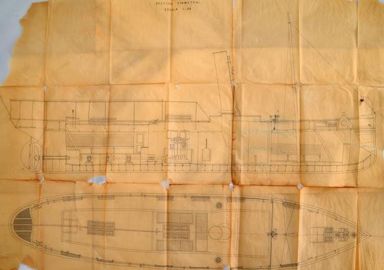 Planos del AUXILIAR NUMERO 6. Foto Museo El Dique.jpg