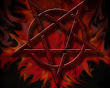 Bloodred Pentagram