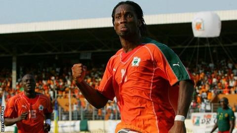 How Drogba helped Ivory Coast to halt civil war in his nation