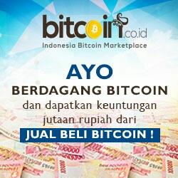 Daftar akun Bitcoin Indonesia