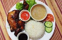 Resepi Nasi Ayam Terlajak Sedap