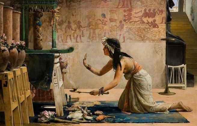 SACRIFICIOS NO EGITO ANTIGO