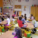 Předškoláci v první třídě