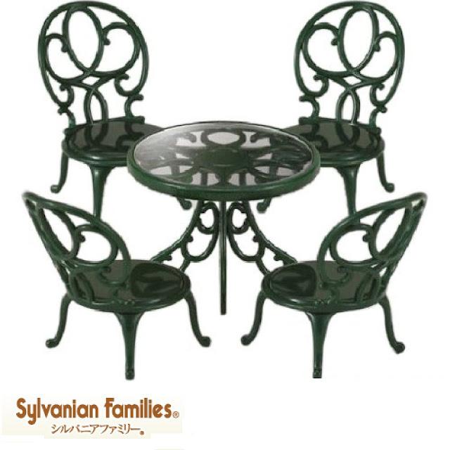 Bộ bàn ghế phòng khách màu xanh Epoch 621