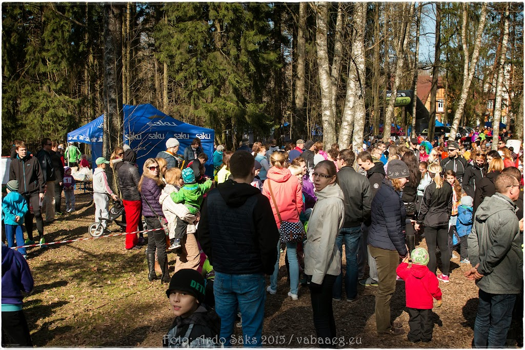 Tartu Parkmetsa jooks 2015 / foto: Ardo Säks