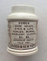 The Pots - Cures