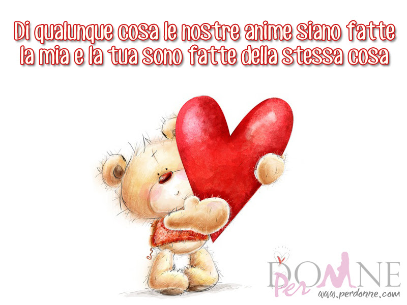 Bien connu Frasi d'amore   PerDonne BY01