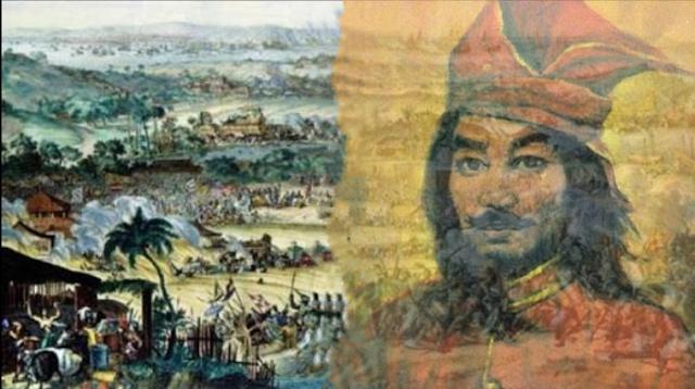 Sultan hasanuddin dan jatungnya benteng somba opu