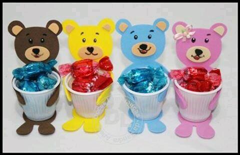 Souvenirs O Detalles Especiales Para Fiestas Infantiles