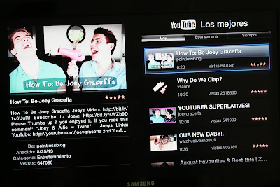 Youtube XBMC