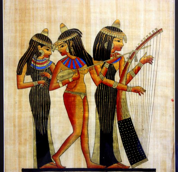 Egyptian Women, Egyptian Magic