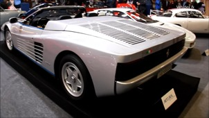 Artcurial Ferrari Testarossa spider 2