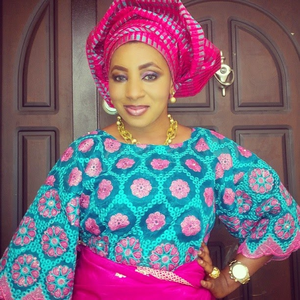 Missionary Style Is Of The Past – Actress, Mide Martins Talks Having S*x With Her Husband
