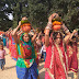 सिमुलतला : कार्तिक उद्यापन को लेकर निकला कलश यात्रा, दिखा मनोरम दृश्य