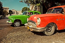 Cuban Yank Tank Taxis