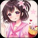 +30000 Anime Girl icon