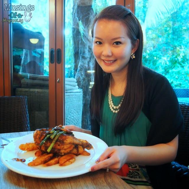 Canopy Garden Dining & Bar, Bishan Park