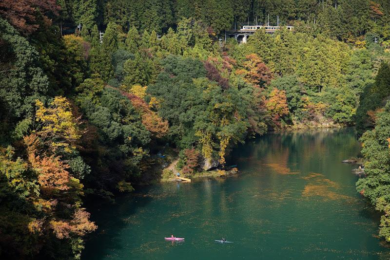 181111 白丸湖と青梅線