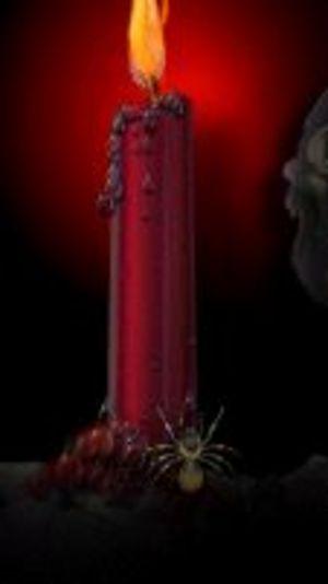 Red Magic Candle, Candle Magic