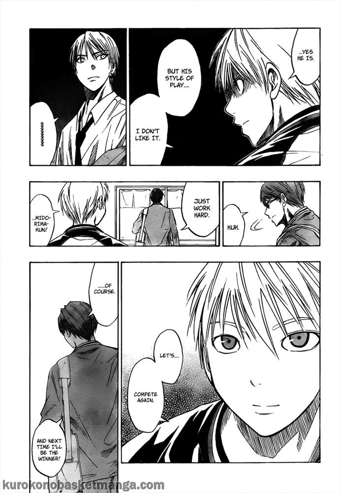 Kuroko no Basket Manga Chapter 36 - Image 17