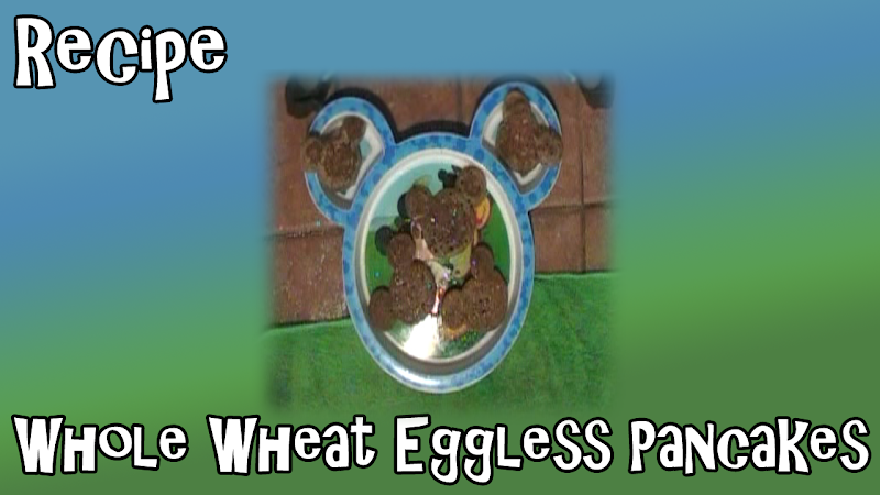 Whole Wheat Eggless Pancakes Recipe - ThatNewMommy Makes