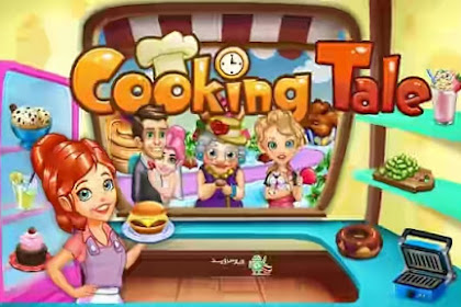 Cooking Tale: Chef Recipes v2.435.0 Full Apk Mod For Android