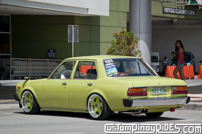 Kristoffer Bing Goce The Grinch Old School Toyota Corona KVG Auto Grooming Custom Pinoy Rides Car Photography pic10