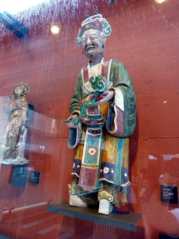 Restaurant aborigene pres de Xizhi, Musée de la céramique Yinge - P1140770.JPG