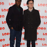 OIC - ENTSIMAGES.COM - Daniel Taylor and Dan Clark  at the LOCO Superbob UK film Premiere Q and A at BFI London 24th January 2015 Photo Mobis Photos/OIC 0203 174 1069