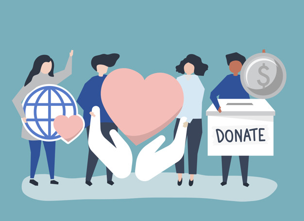 التبرع بنسبة من المبيعات للجمعيات الخيرية تسويق الجمعة البيضاء الجمعة السوداء