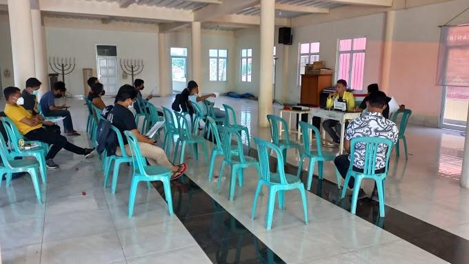 Gelar Raker, Suryanto: Tunjukan Eksistensi Pengurus Pemuda Katolik Komcab Kabupaten Gowa