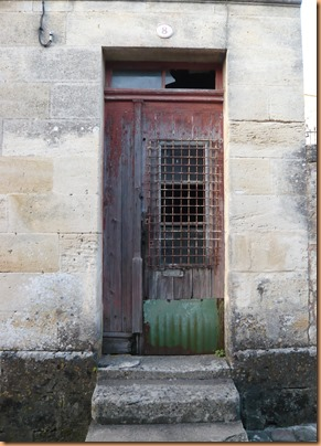 St Emilion doors and windows