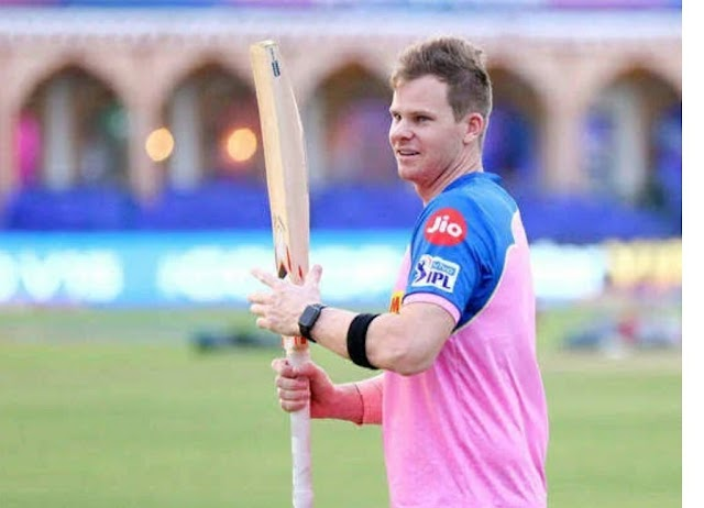 breaking Cricket news Rajasthan Royals Release Steve Smith , Harbhajan singh Not played for CSK Today revealed.