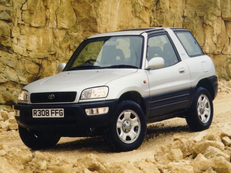 ... 1996 Toyota Rav4 00003 ...