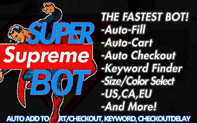 Super Supreme Bot