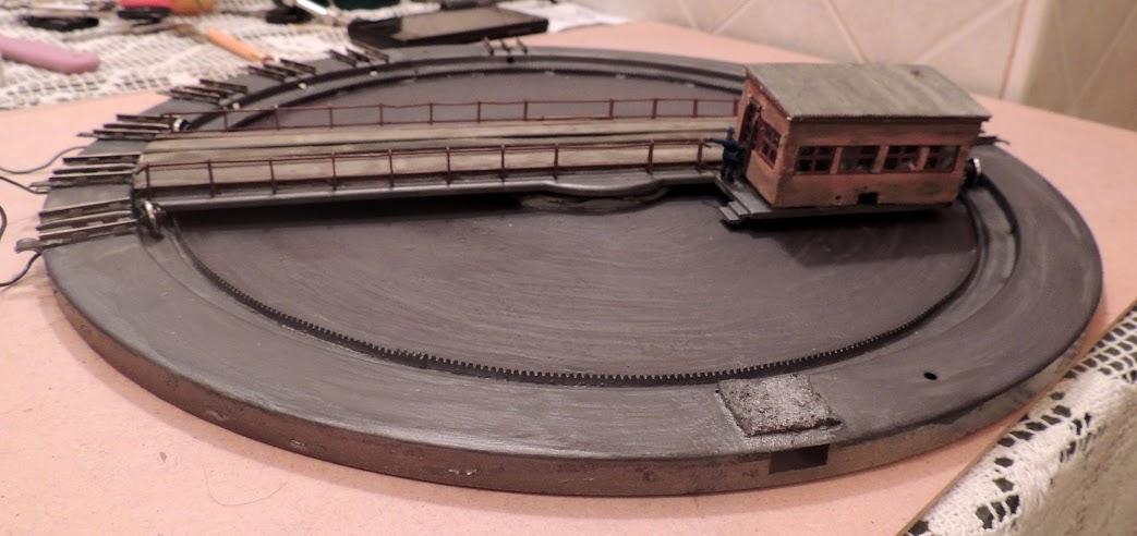 Stara Maerklin okretaljka DSCN4755