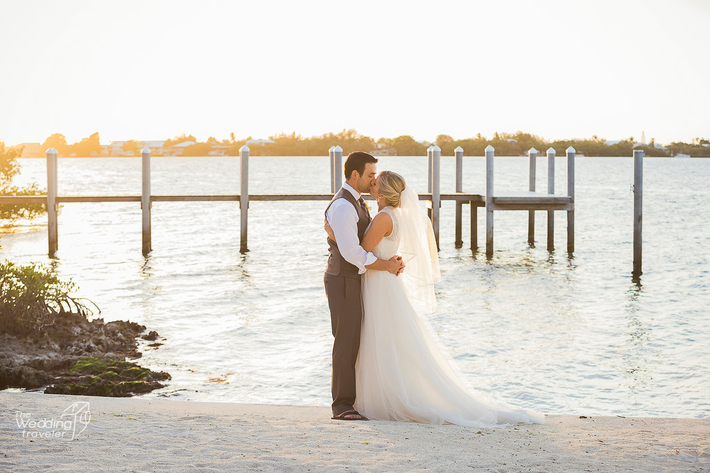 sunset beach weddings in Florida