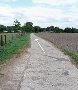 10k 9.5km, Home stretch