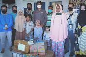Jangkau 6 Anak Yatim Piatu di Pulau Sogori