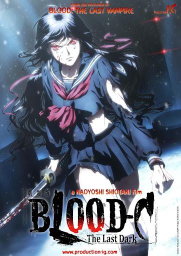 Phim Nữ Quỷ Máu Lạnh-Blood-C The Last Dark