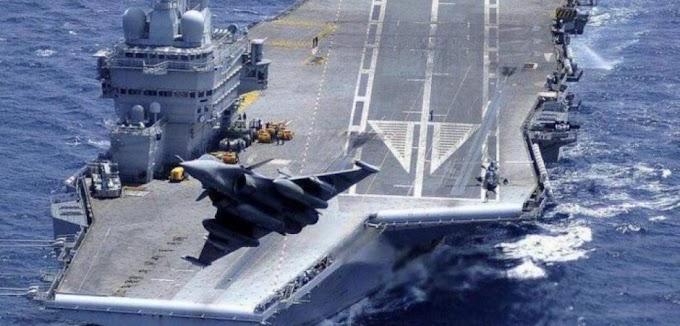 """Θα """"πνίξει"""" την Τουρκία η συμμαχία Ελλάδας-Ινδίας-Σ.Αραβίας-Αιγύπτου-Γαλλίας-Ισραήλ – """"Φλέγεται"""" η Μεσόγειος"""