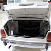 Škoda 105 mit Kofferraum hinten? Geht nur beim Prototypen.