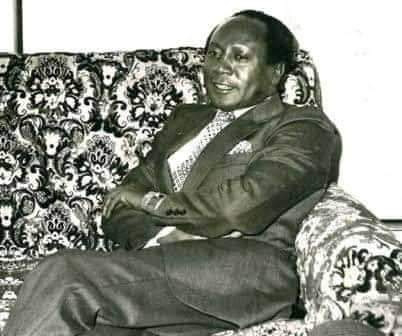 Dr Robert Ouko  1990 picture. PHOTO | KBC
