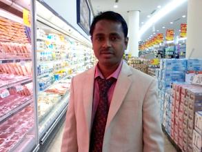 Photo: In Al-Sadhan Store 2014