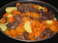 Joues de boeuf aux carottes