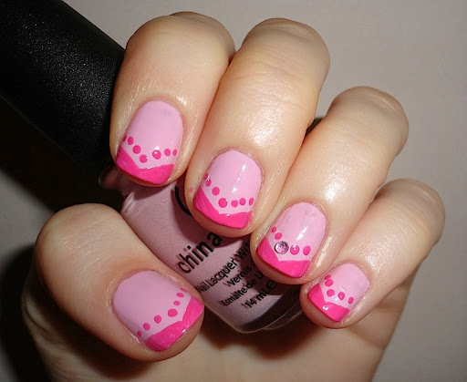 Pretty U0026 Simple Valentineu0027s Day Nail Art