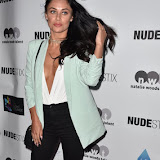 OIC - ENTSIMAGES.COM - Cally Jane Beech  at the NUDESTIX - launch party celebrating the launch of a new lip line from the cosmetic brand  in London  2nd June  2016 Photo Mobis Photos/OIC 0203 174 1069