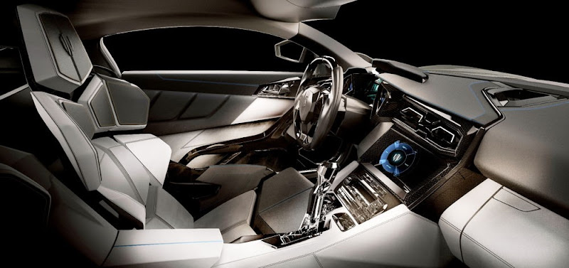 Lykan Hypersport Interior Design