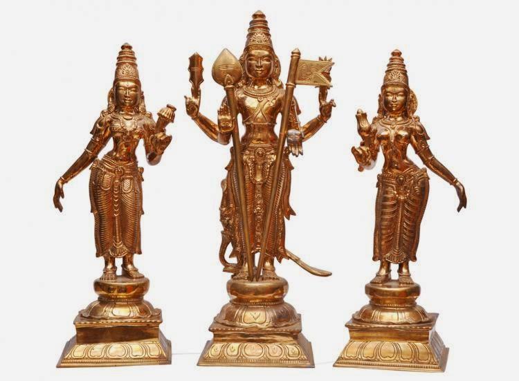 Brass-Statue-God (6)