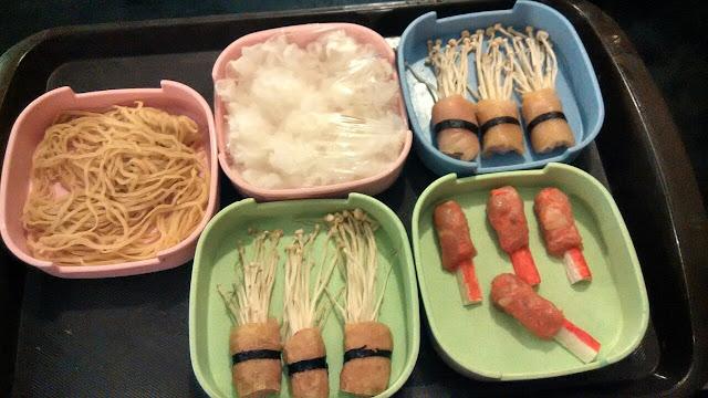 dimsum suki steak choie merr surabaya, kenyang sukiyaki